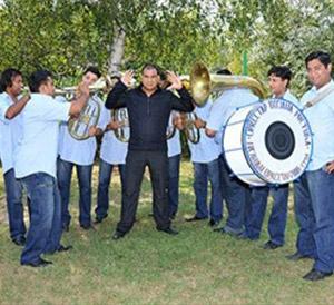 Bojan Ristić brass band