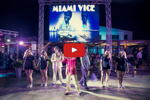 Miami Vice Video