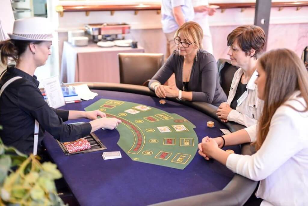 9. Event klub prezentacija Caribbean poker
