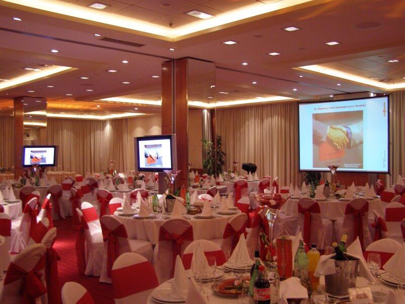 vjenčanja sala