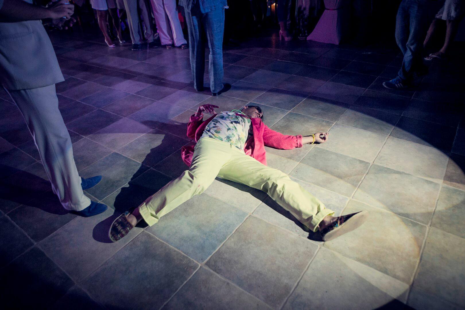 Miami Vice party event