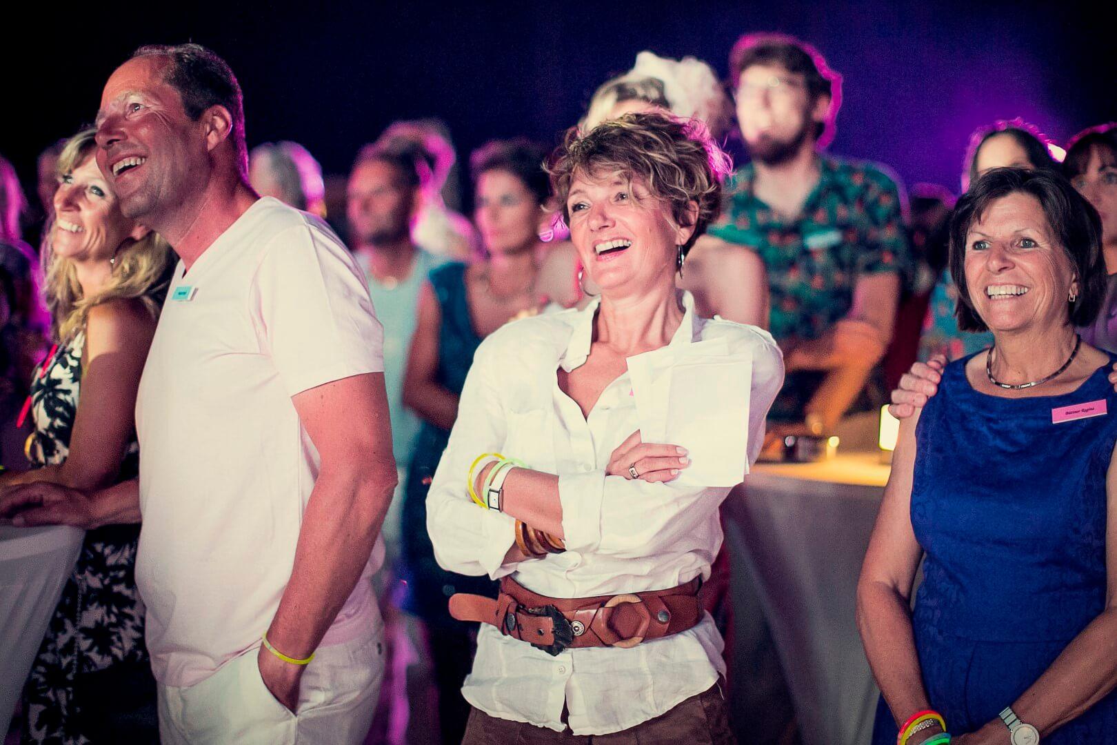 Miami Vice party event gosti