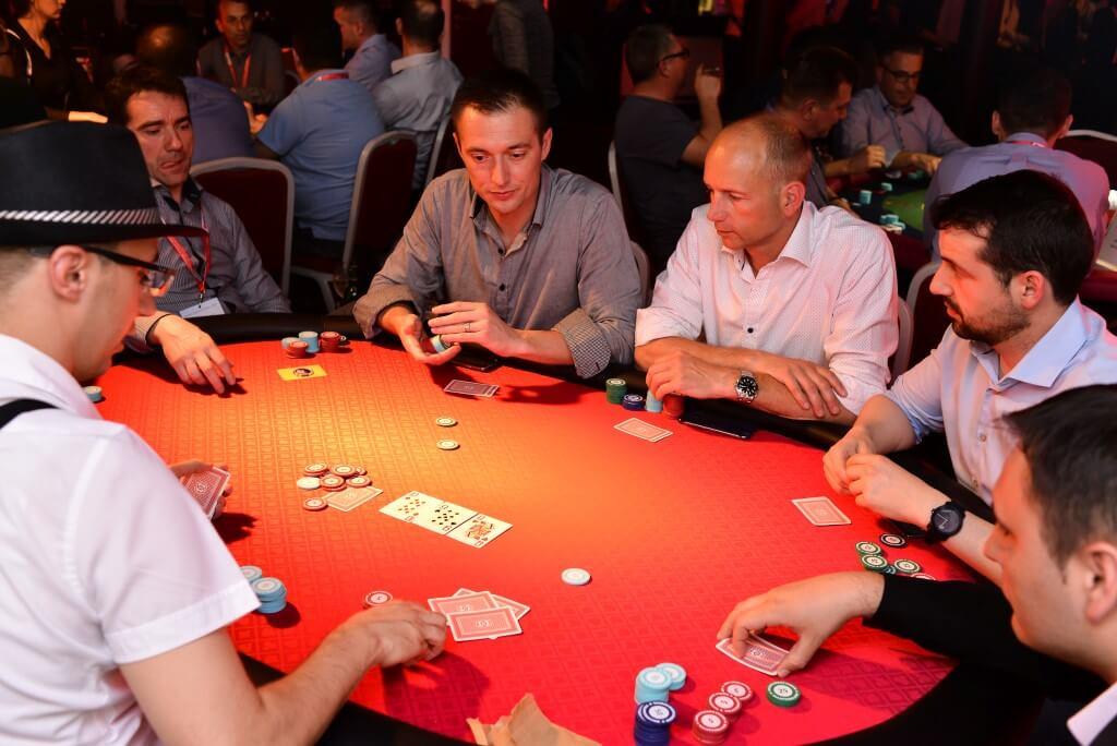 Prohibicija party event Texas Hold'em poker