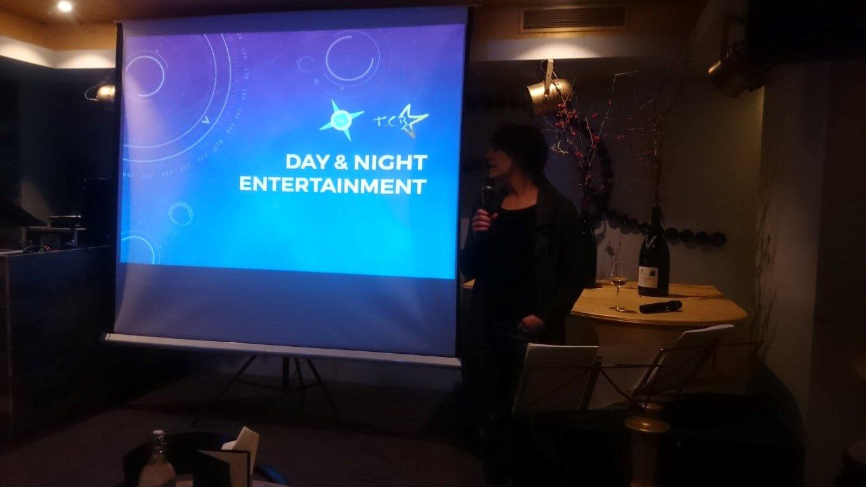 Sherry's bar Laris prezentacija