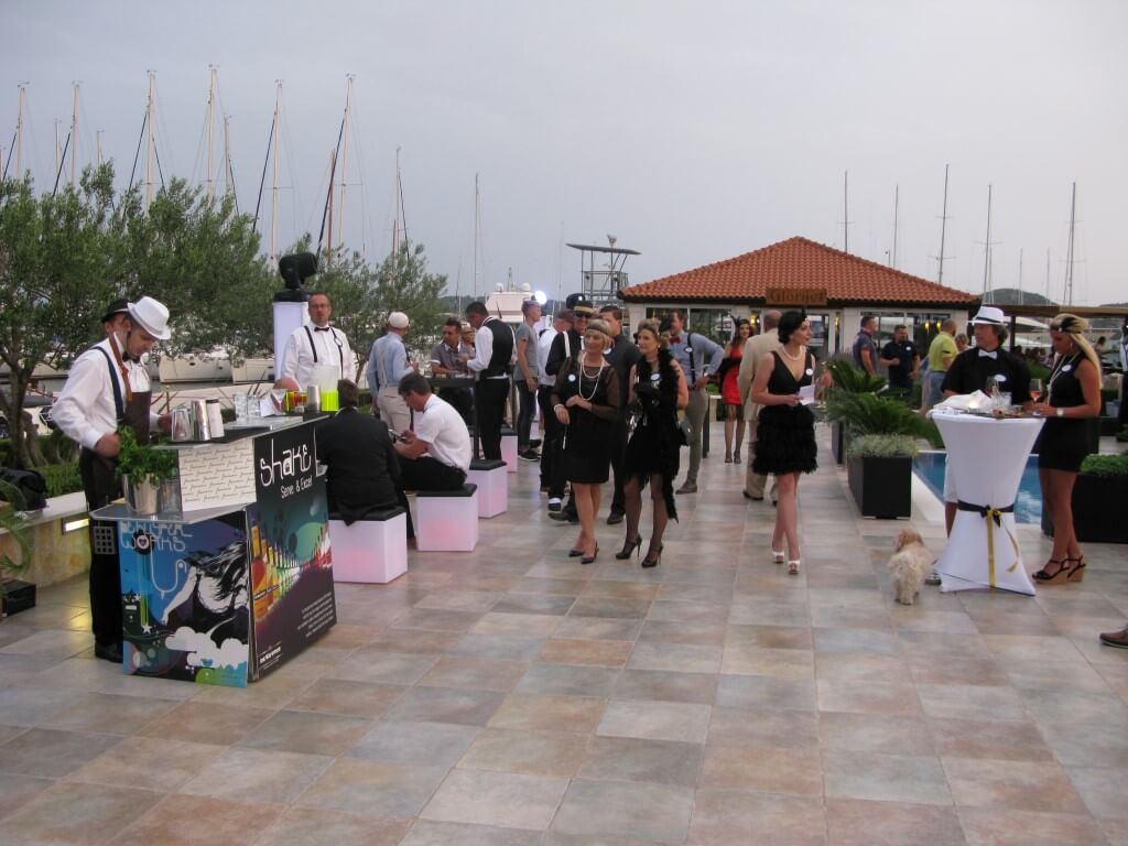 Great Gatsby party event