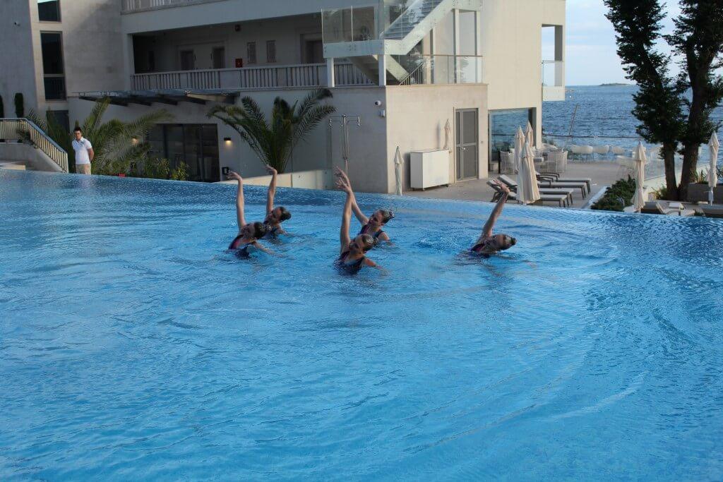 Sinkronizirane plivačice