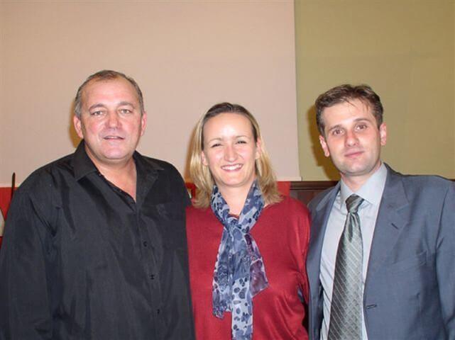 Kruška, Jelena i Feđa