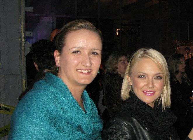 Maja Šuput i Jelena