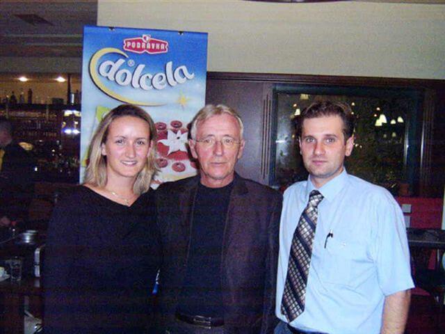 Oliver, Jelena i Feđa