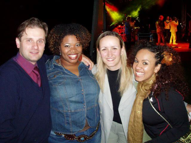 Rashida, Jelena i Feđa