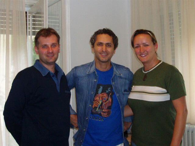 Ricardo, Jelena i Feđa