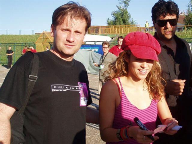 Shakira i Feđa