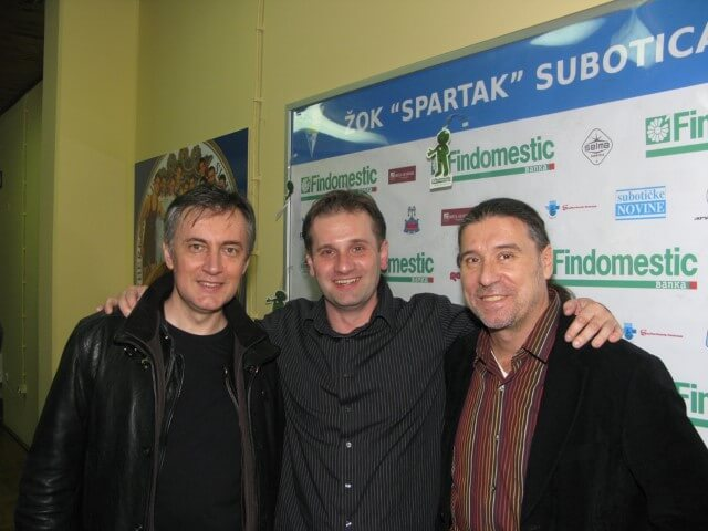 Miroslav Škoro, Goran Karan i Feđa