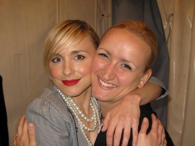Iva Šulentić i Jelena