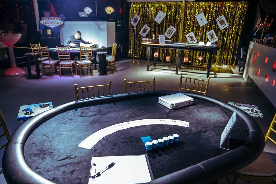 Las Vegas event Texas Hold'em poker