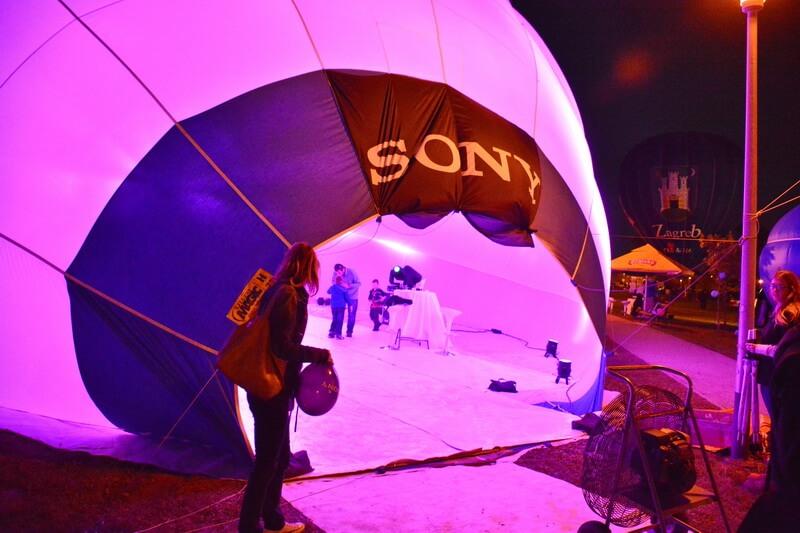 Sony balon