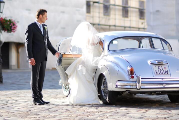 vjenčanja mladenci