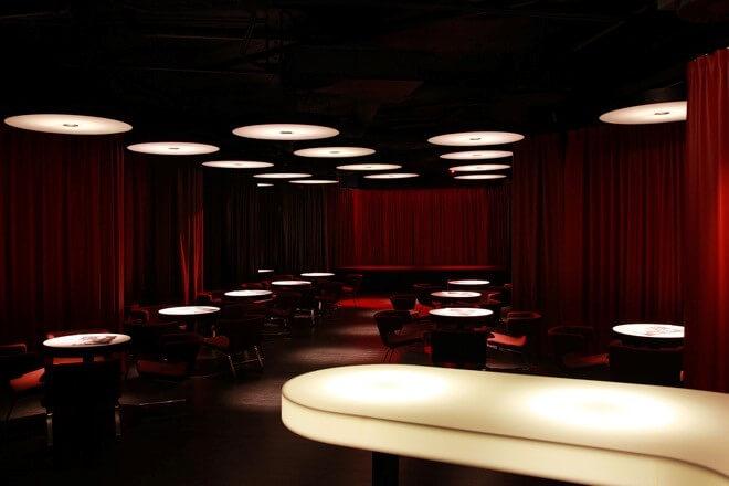 Hotel Lone nightclub