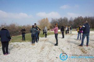 Team Building u Poreču - Blind fold
