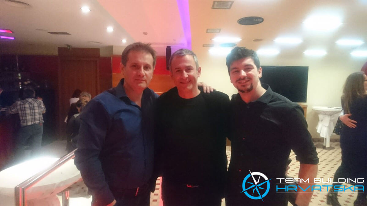 Giuliano, Feđa i Alen
