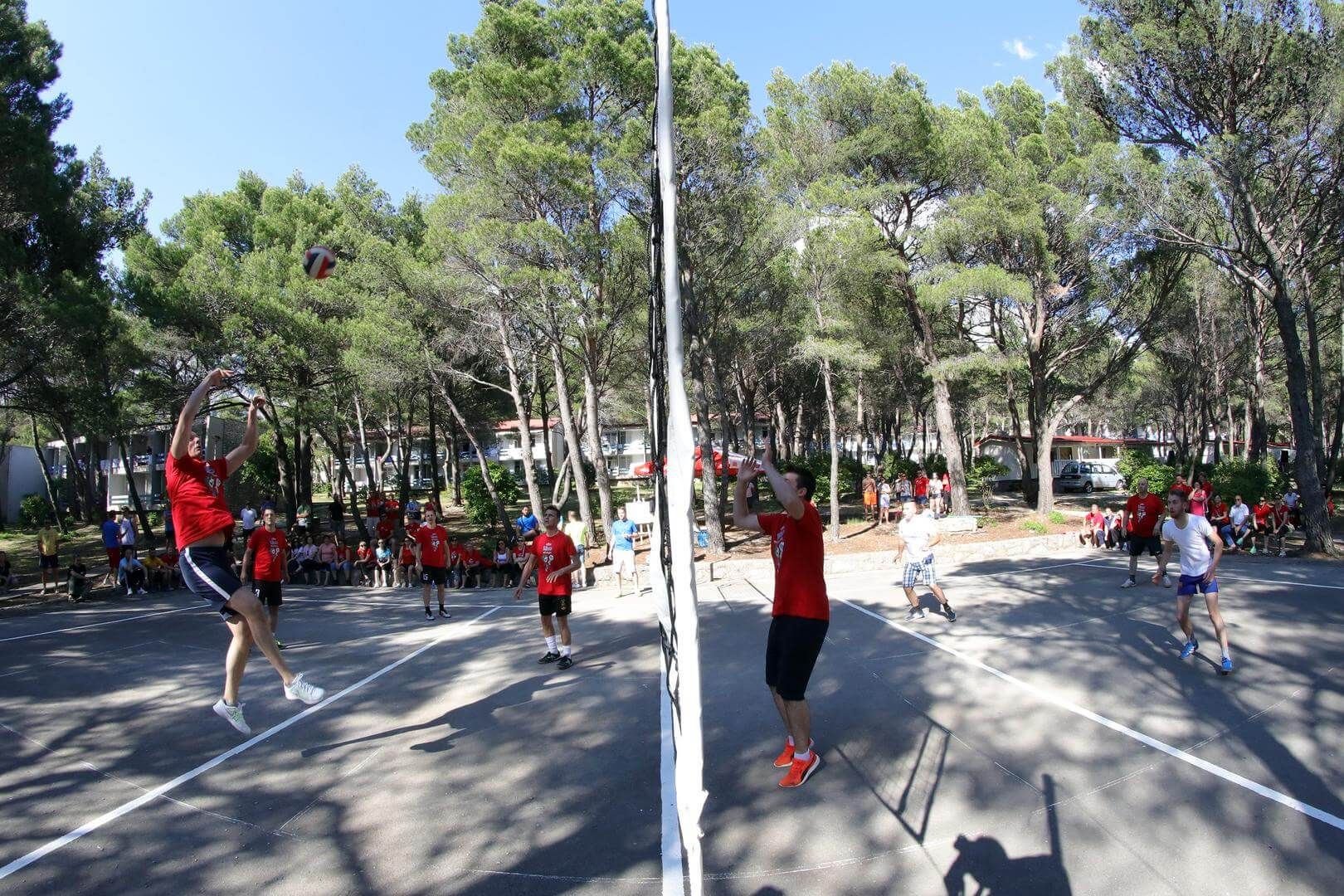 sportski team building