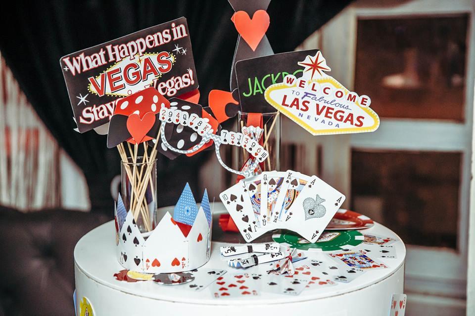 Las Vegas scenografija